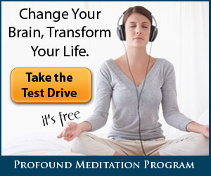 Hier kostenlos 20 Minuten Profound Meditation Program downloaden